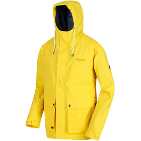 Regatta Herrick Jacket Herren yellowsulphr